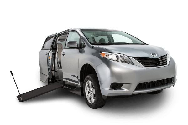 Northstar E Side Entry Toyota Sienna