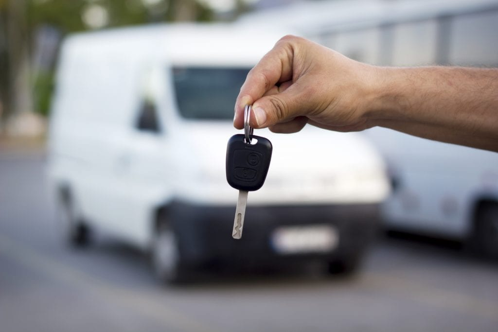 Leasing for wheelchair accessible shuttles and vehicles