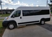 Side Entry Ram Promaster Wheelchair Van