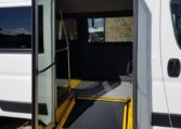 side ramp wheelchair van