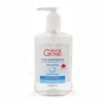 hand sanitizer germs be gone 236ml