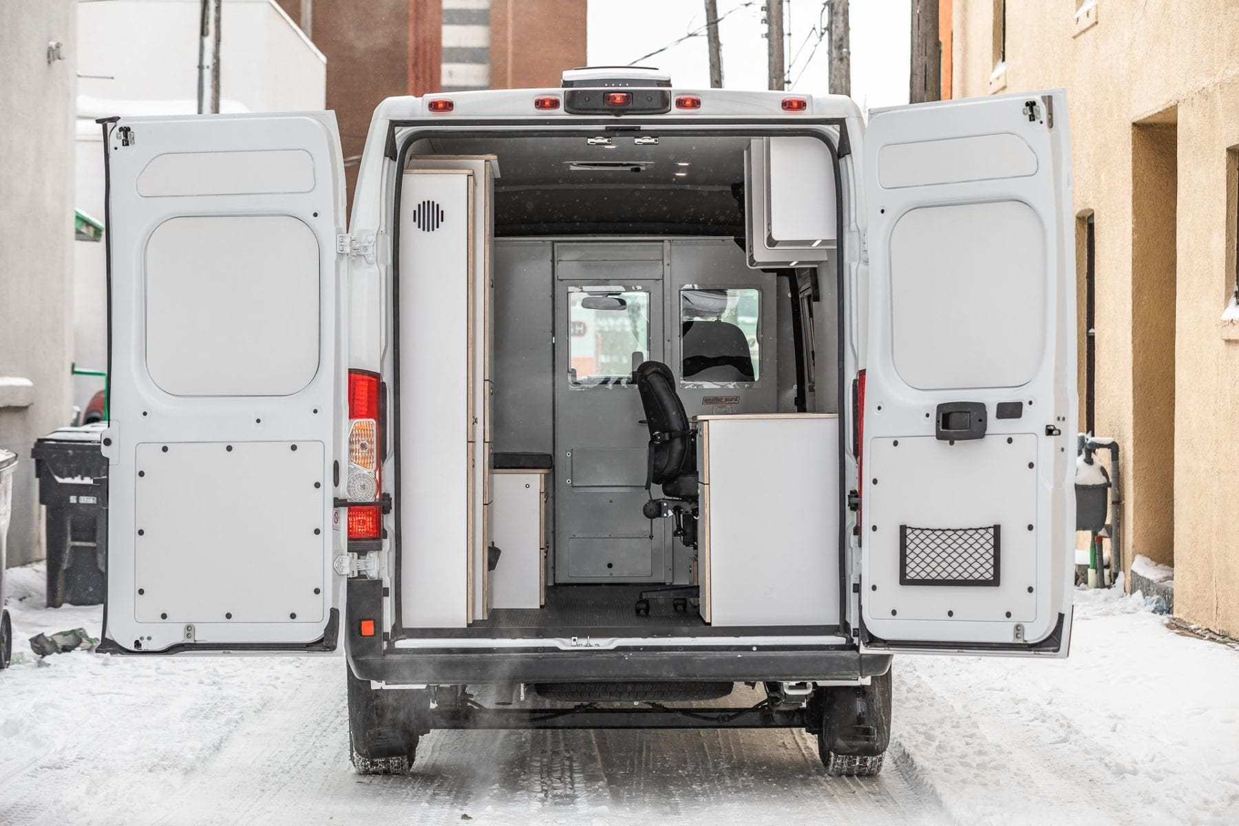 Ford Transit Mobile Medical Clinic Van (2) Home Page