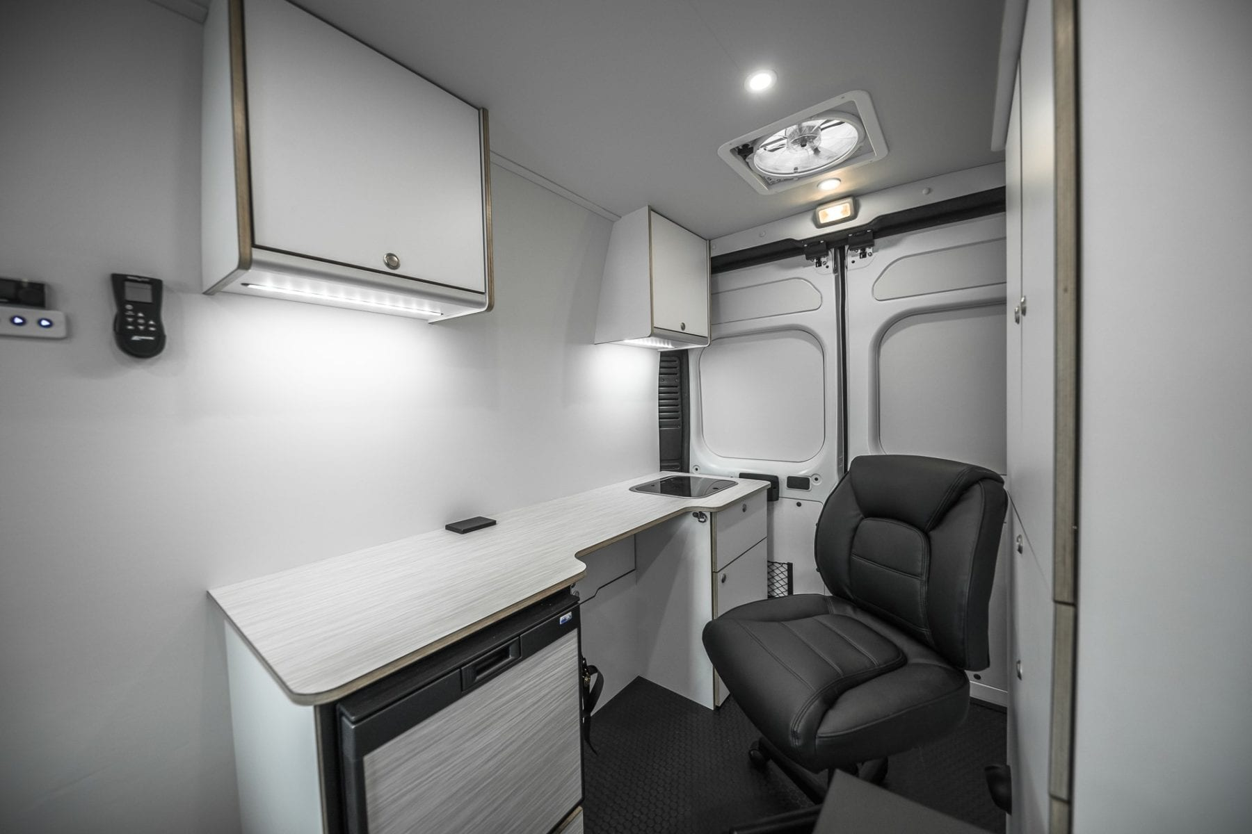 Ford Transit Mobile Medical Clinic Van (7) Home Page